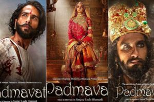 OMG! Ranveer Singh, Deepika Padukone confirm 'Padmaavat' release date
