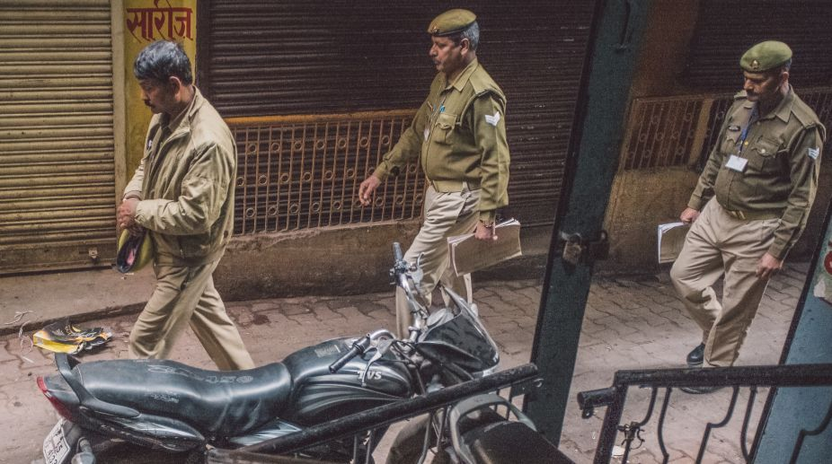 Gujarat, Gujarat Police