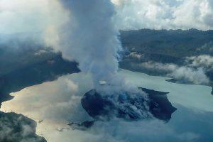 Vanuatu volcano island evacuation complete
