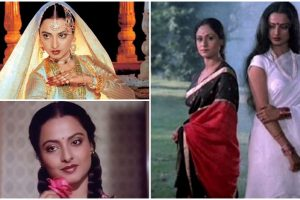 Khoon Bhari Maang, Khubsoorat: Stand-out performances by birthday girl Rekha