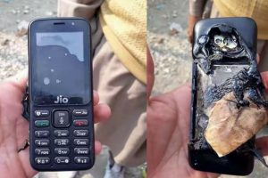 Reliance JioPhone alleged blast in Kashmir, company believes 'intentional sabotage'