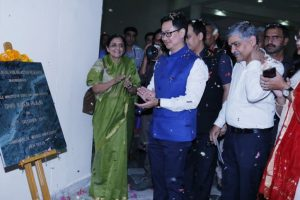 Rijiju inaugurates centre for disaster research at JNU