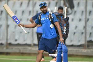 Rohit Sharma clears Yo-Yo Test, says he did it in first attempt