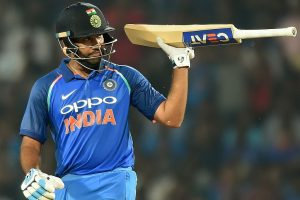 India vs South Africa, 5th ODI: Rohit Sharma scores his 17th century