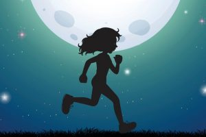 Living spree: Run with the stars