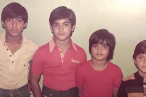 #ThrowbackThursday: Salman posts childhood pic with siblings