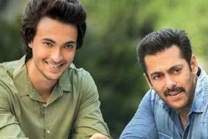 B-town welcomes Salman Khan's brother-in-law Aayush to the industry