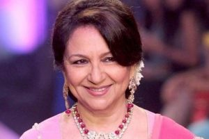 Today's heroines have better chance in Bollywood: Sharmila Tagore