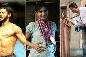 Sports drama the new success mantra in Bollywood?