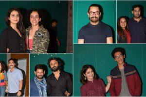 Photos | Advait Chandan hosts success party for 'Secret Superstar'
