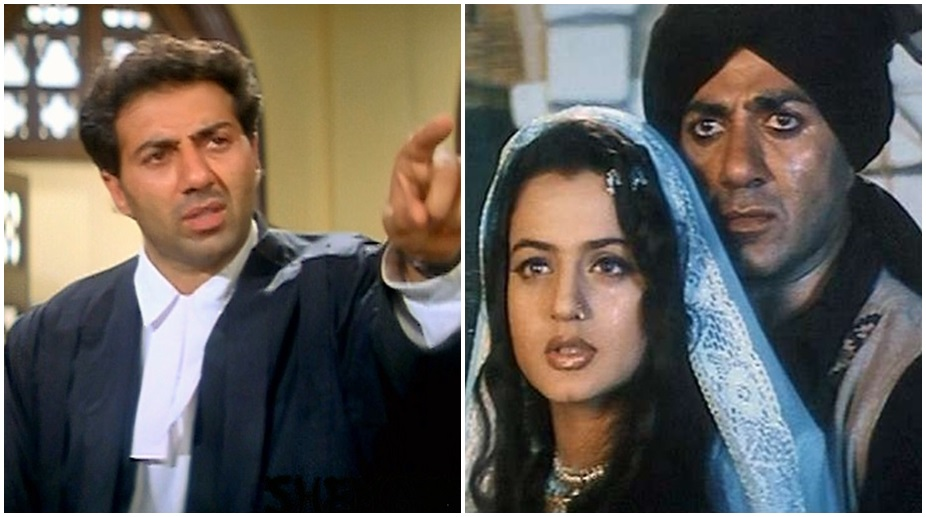 Sunny Deol birthday special: 5 hit films of the actor's career