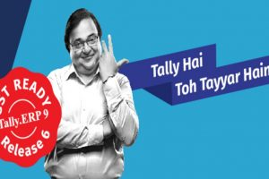 Tally launches updated GST-ready accounting software Tally ERP9 6.1.1