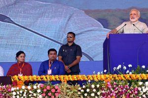 GST relaxations advanced Diwali celebrations : PM Modi