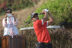 Slow start for Chawrasia in Dunhill Links