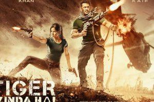 "Salman Khan reveals the first poster of ""Tiger Zinda Hai"""