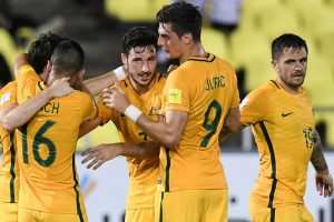 Aussies slam referee after World Cup penalty blow