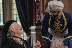 Ali Fazal's gift to Dame Judi Dench is absolutely adorable