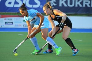 India thrash China in women's hockey Asia Cup