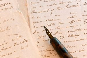'Handwriting is nothing but brain writing'
