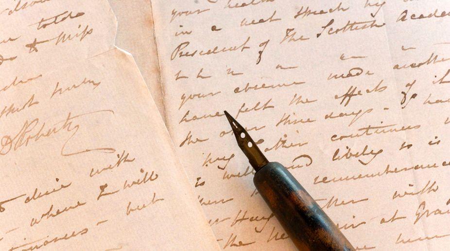 writing, handwriting