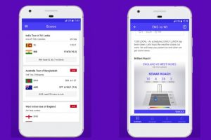 Yahoo Cricket app gets updated with new look for real-time updates