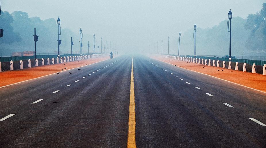 Delhi, Sunny, Temperature