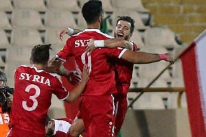 'There's no impossible' as war-torn Syria eye World Cup