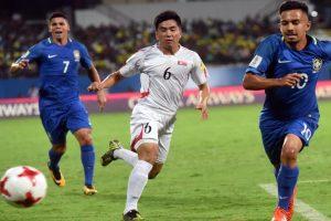 U-17 World Cup: Off-colour Brazil down spirited Koreans
