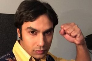 Kunal Nayyar on Forbes' list of highest paid TV actors