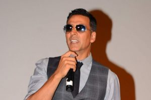Akshay Kumar gives self-defence lessons on TV
