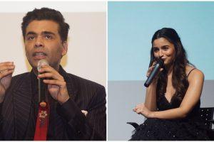PICS: Karan Johar, Alia Bhatt are panelists at IFFI 2017