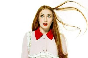 Sophie Turner to star in 'Girl Who Fell From the Sky'
