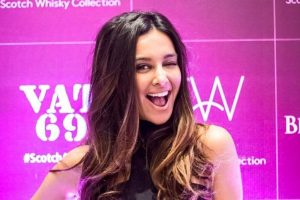 Shibani Dandekar excited to shoot 'Queen' remakes