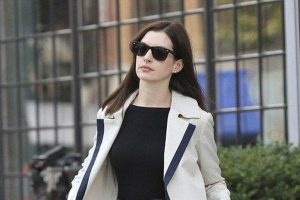 I'm happy with my body: Anne Hathaway