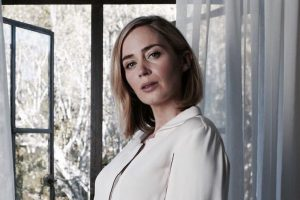 Emily Blunt fighting Hollywood's gender pay gap