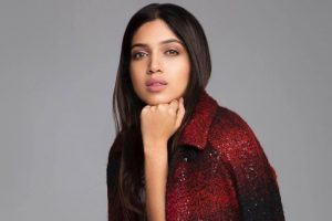 Bhumi Pednekar's mother turns producer