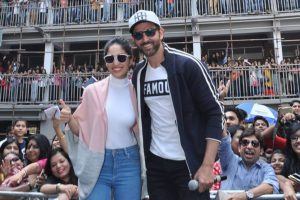 Hope the journey keeps surprising you: Hrithik on Yami's birthday