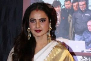 Actress Rekha gives Rs 2.5 cr from her MP funds to Rae Bareli