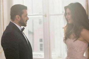 'Salman, Katrina have unspoken sizzling chemistry'