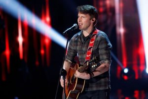 James Blunt makes Sheeran godfather to his son