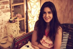 Nothing cheers me up better than a good meal: Katrina Kaif