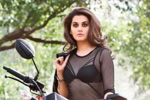 Modelling not just about being pretty: Taapsee Pannu
