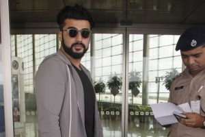 Learning new dialects is difficult: Arjun Kapoor