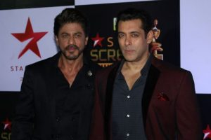 Shah Rukh, Salman have well equipped vanity vans: Big B