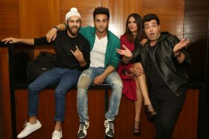 Fukrey Returns cast has a ball at promotions