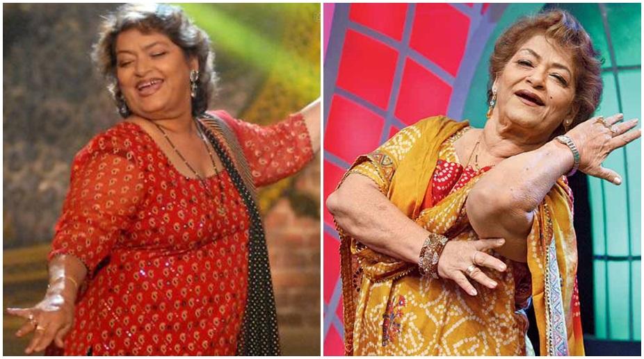 Happy Birthday Saroj Khan: Popular songs choreographed by dance ...