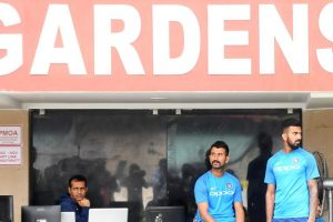 Indian pacers will relish bowling at Eden Gardens, says Sridhar