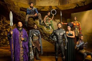 'Black Panther' may get theme park