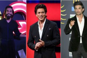 Ranveer, SRK, Sushant to clash at box office in December 2018