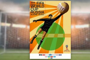 2018 FIFA World Cup's official poster unveiled